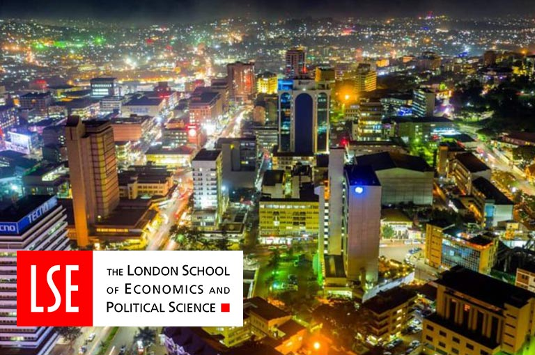 Kampala City Partitioning evaluation exercise with IGC & London School of Economics